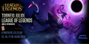 Torneig de League of Legends (25 a 27 de juliol de 2016)