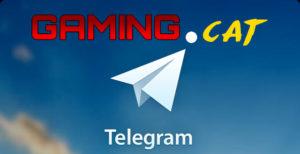 Presentem… El grup de Telegram de Gaming.cat!