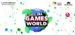 Ens veim a la Barcelona Games World!
