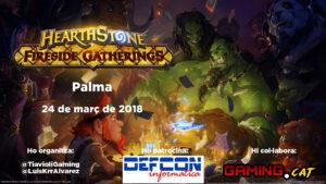 Torneig de Hearthstone del IV Duel vora el Foc de la Comunitat Hearthstone Mallorca