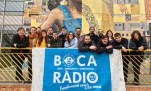 El nostre company Pireta va al programa BocaOrella de Boca Ràdio