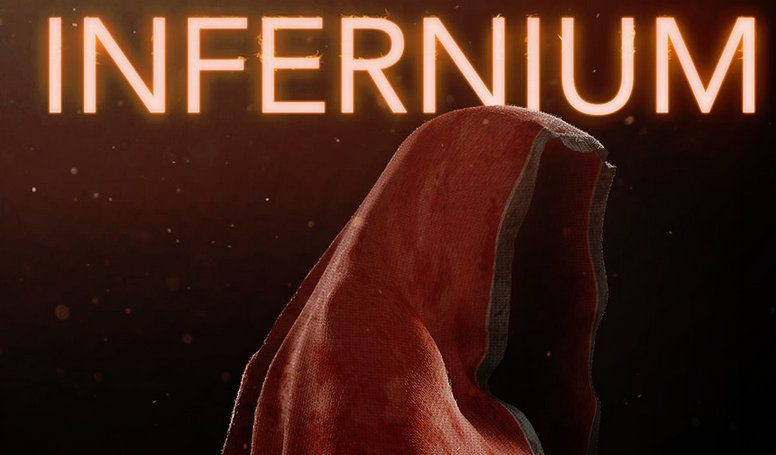 Caràtula del videojoc en català Infernium