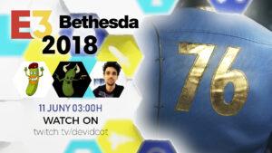 Directe Bethesda Showcase E3 2018