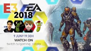 Directe EA Play – E3 2018