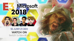 Directe Microsoft Press Conference – E3 2018