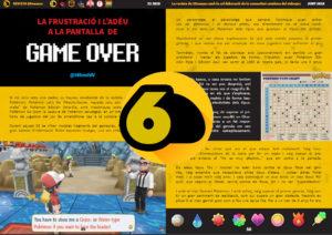 6DNassos, la nova revista en català sobre videojocs