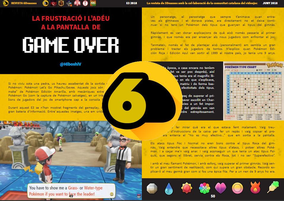 Exemple de pàgina de 6DNassos