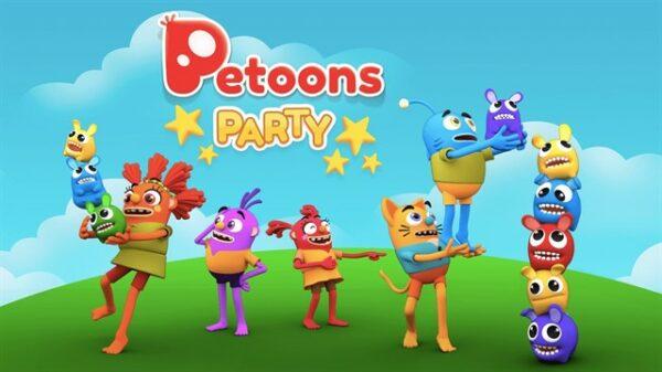 Portada de Petoons Party