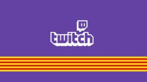 Nova campanya perquè Twitch contempli el català
