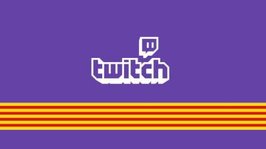 Campanya pel Català a Twitch