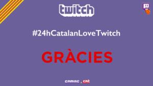 #24hCatalanLoveTwitch: després de la tempesta