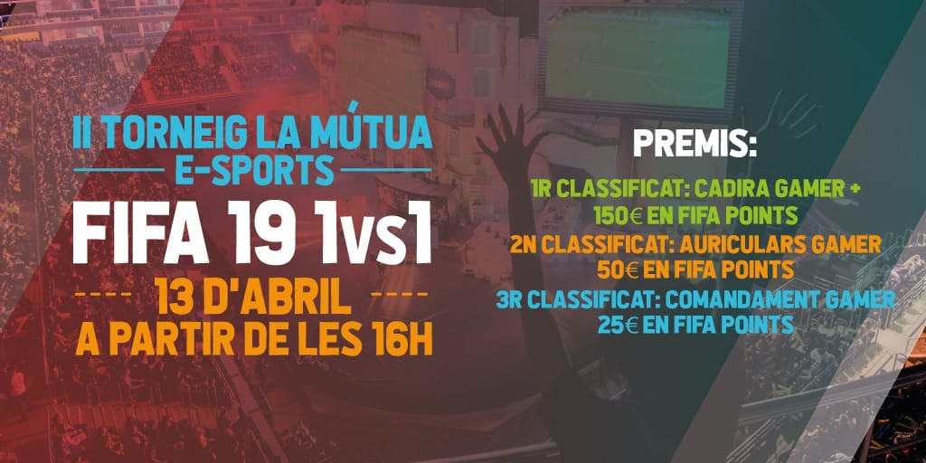 Premis torneig La Mútua eSports