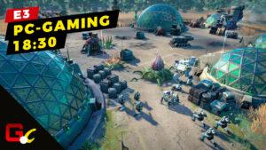 Segueix amb nosaltres el directe sobre PC Gaming a l'E3 2019