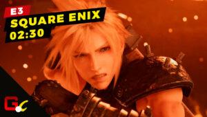 Segueix amb nosaltres la conferència de Square Enix a l'E3 2019!