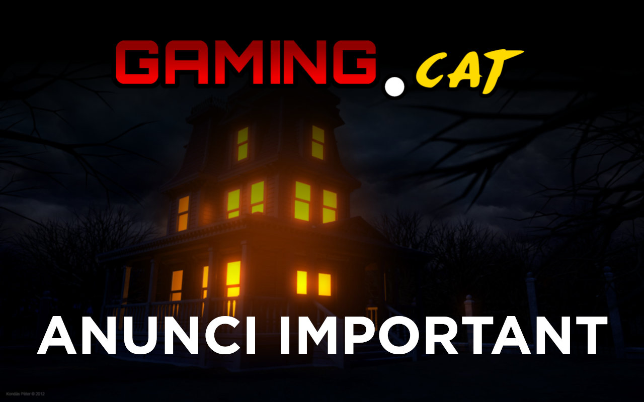 Projecte misteriós a Gaming.cat