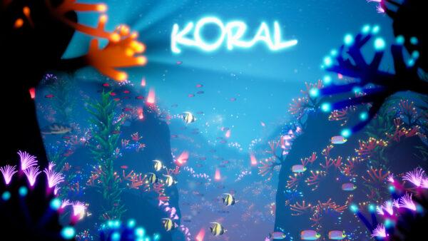 Caràtula del videojoc Koral