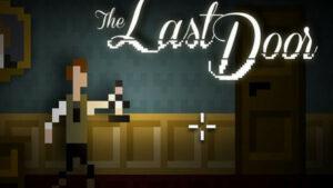 """Caràtula del joc """"The Last Door"""""""