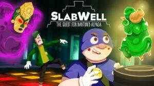 Caràtula del joc SlabWell