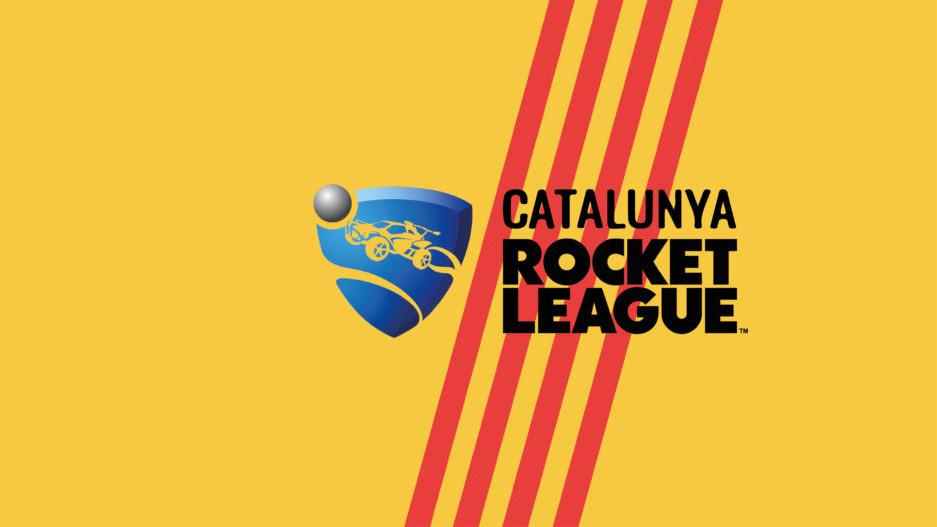Logotip de Catalunya Rocket League
