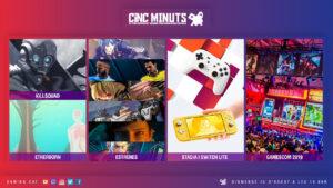 Comença el nostre podcast en català sobre videojocs! #5MinutsMés