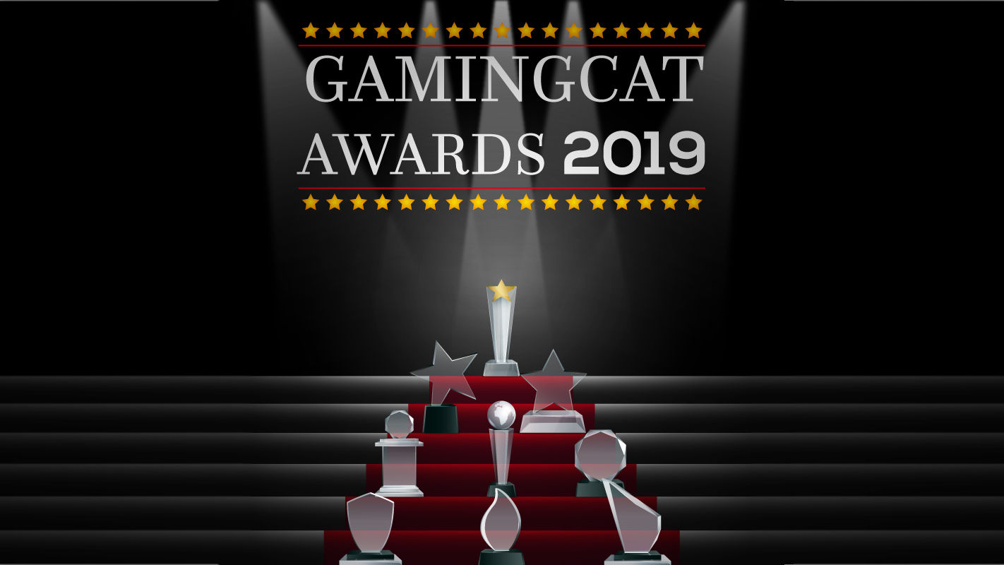 Logotip dels GamingCat Awards