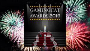 Guanyadors dels GamingCat Awards 2019