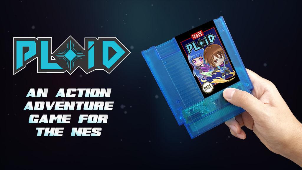PLOID, un joc d'acció i aventura per a NES