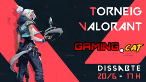 Torneig Valorant Gaming.cat
