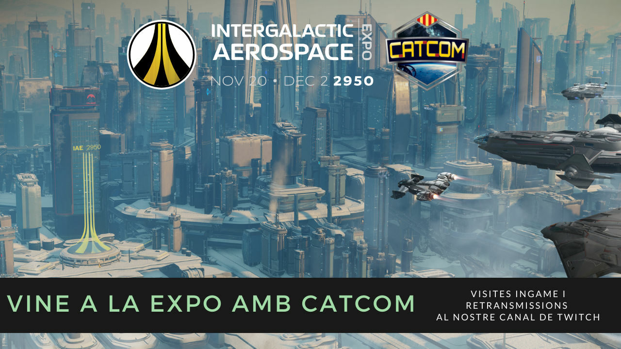 Intergalactic Aerospace Expo