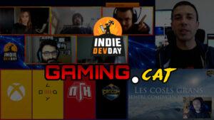 Tothom cap a l'Indie Dev Day 2020!