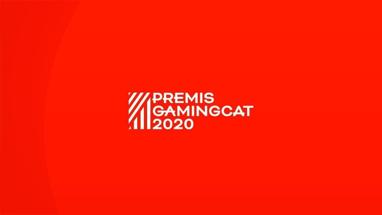 Logotip dels Premis GamingCat 2020