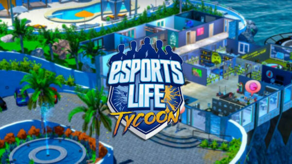 portada del joc esports life tycoon