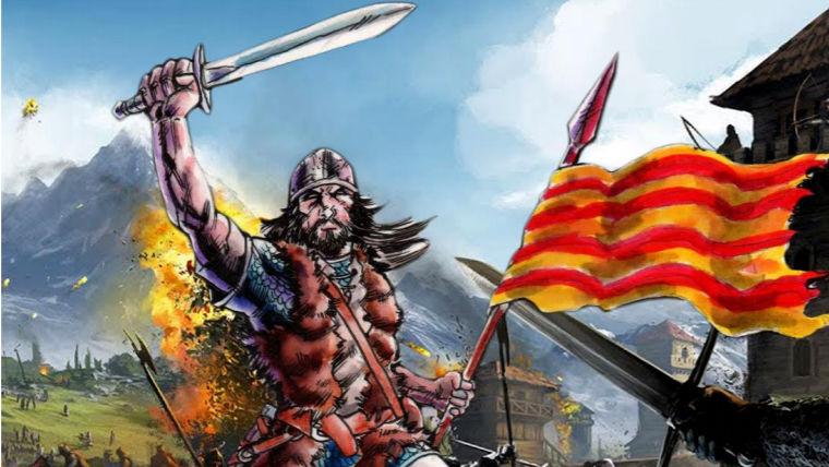 1a lliga catalana d'Age of Empires 2