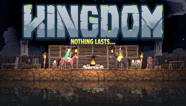 Portada del joc Kingdom