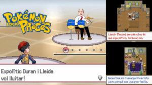 Pokémon edició Procés