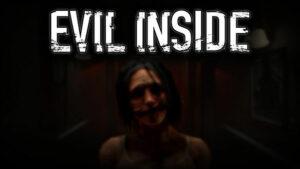 Portada del joc Evil Inside