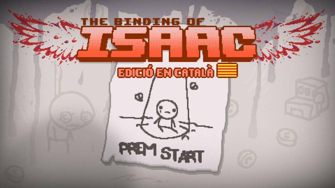 The Binding of Isaac en català
