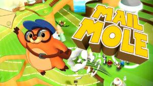 Portada del videojoc Mail Mole