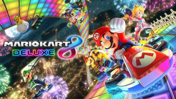 Portada del joc Mario Kart 8 Deluxe