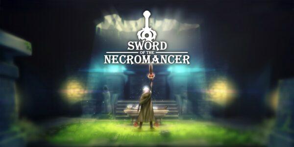 Portada del joc Sword of the Necromancer