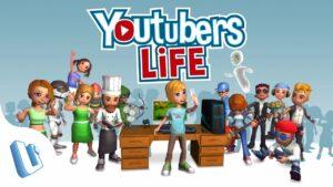 Portada del videojoc Youtubers Life