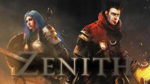 Portada del videojoc Zenith