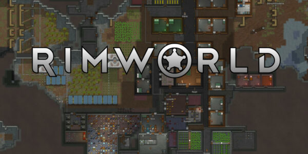 Logotip del joc Rimworld