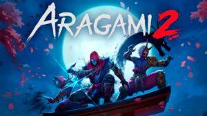 Portada del videojoc en català Aragami 2