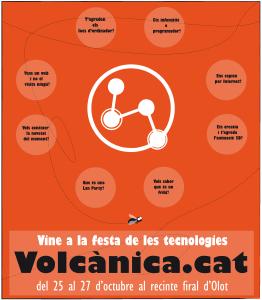 25 octubre comença la 8a Volcanica.cat a Olot