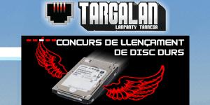 Tot a punt per a la Targalan, la LAN Party a Tàrrega (8-10 d'agost de 2014)