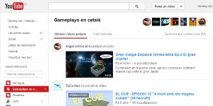 TV3 parla dels youtubers que fan vídeos sobre videojocs i s'oblida dels que els fan en català
